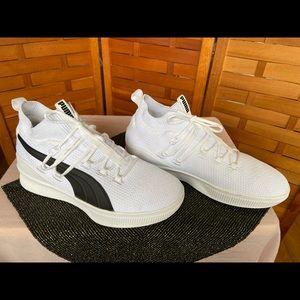 Puma Clyde Sneakers  9.5 men
